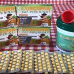 Curcuma con Piperina Plus 4x1 + KiloKalo: L'Integratore Naturale per Dimagrire e Perdere Peso