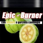 Epic Burner: Integratore Dimagrante in Capsule con Garcinia Cambogia e Zenzero