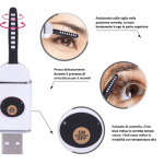 Eyelashes Piega Ciglia USB a Caldo: Come Funziona, Prezzo, Opinioni e Recensione