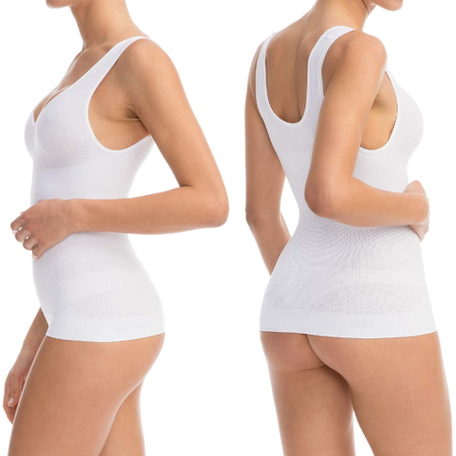 Belly Free Woman Canotta
