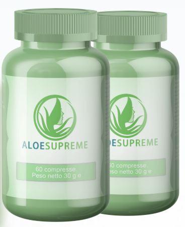Aloe Supreme Compresse, Integratore Dimagrante: Funziona? Prezzo e Recensione